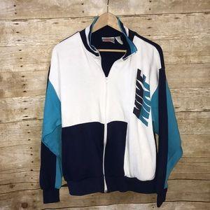 Vintage NIKE tiger woods sweatshirt LARGE